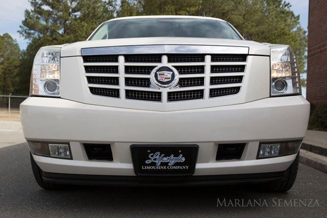 Stretch Limo cadillac escalade Rental in Raleigh   Lifestyle Limo   Raleigh, NC