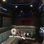 Sprinter Limo Party Bus Rental in Raleigh | Lifestyle Limo | Raleigh, NC