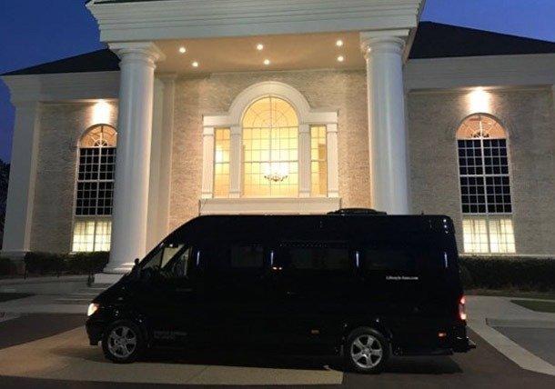 Sprinter Limo Van Rental in Raleigh   Lifestyle Limo   Raleigh, NC