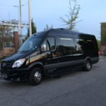 Mercedes Sprinter Executive Shuttle Rental | Raleigh NC | Lifestyle Limousine