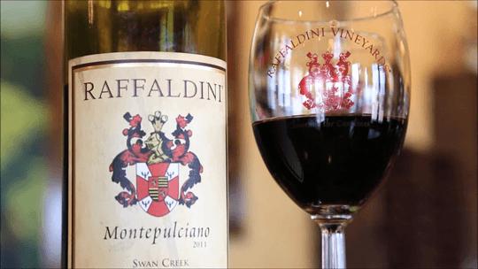 Raffaldini Winery Tour | NC Winery Tour | Limo Service