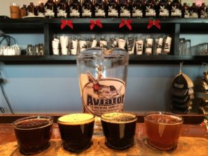 Aviator Brewing Raleigh NC - Brewery Tours