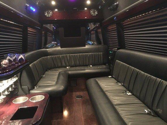 Sprinter Limo Van Rental in Raleigh | Lifestyle Limo | Raleigh, NC