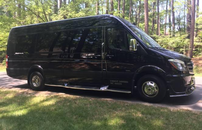 Sprinter Limo Van