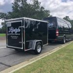 Sprinter Limo with Trailer | Lifestyle Limo in Raleigh NC