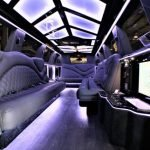 Yukon Denali Stretch Limo SUV Interior | Lifestyle Limo in Raleigh NC