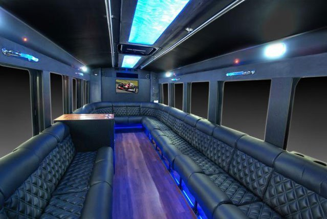 Party Bus | Raleigh NC | Lifestyle Limousine