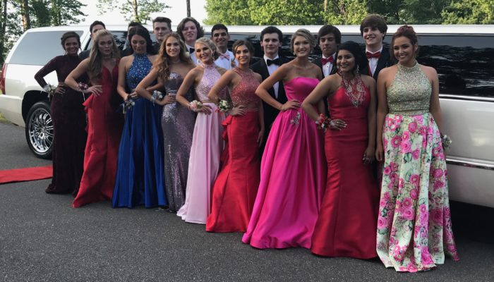 Best Prom Limousine Rentals in Raleigh, NC