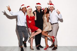 Christmas/Holiday Party - Lifestyle Limousine