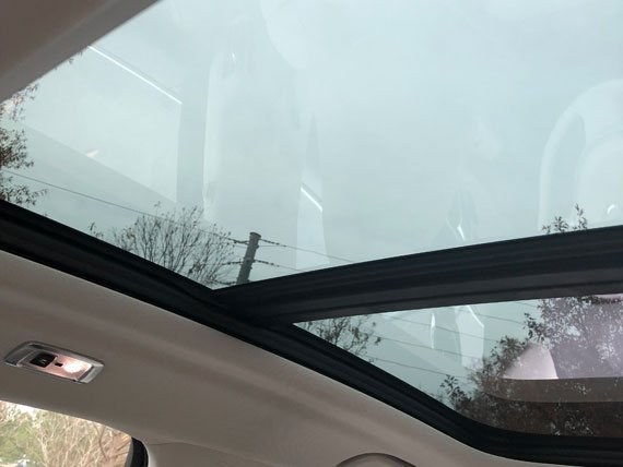 Luxury Sedan Sunroof | Volvo S90