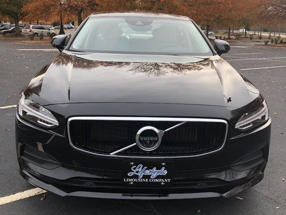 Luxury Volvo Sedan | Lifestyle Limo Company | Raleigh