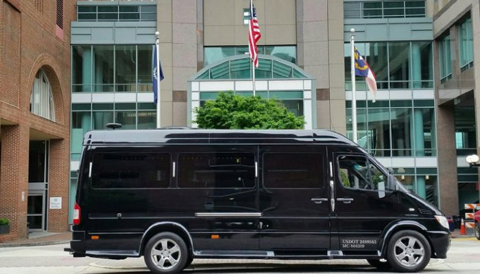 Sprinter Limo Corporate Transportation