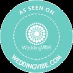 As Seen on WeddingVibe.com