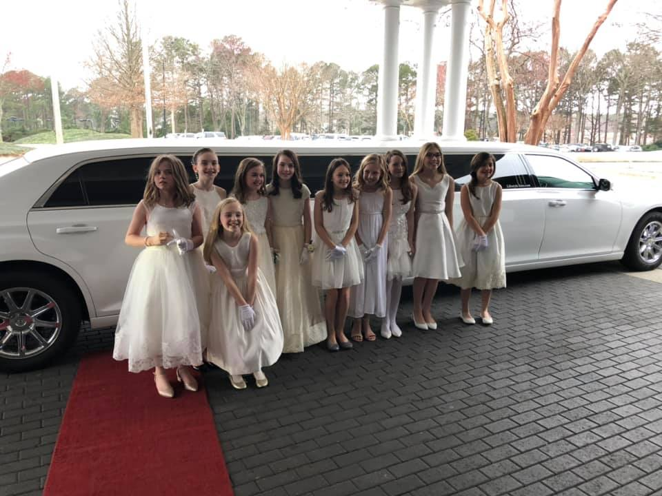 Kids Birthday Limo