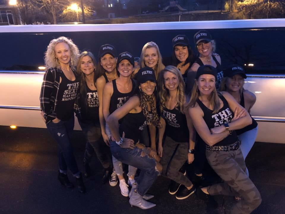 Girls Night Out Limo Service