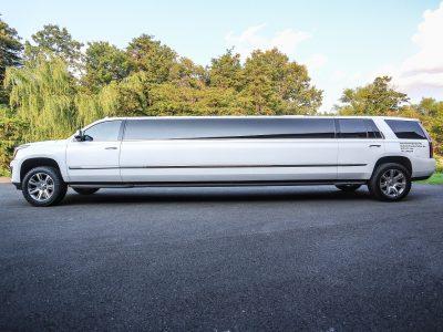 Cadillac Escalade Stretch Limo   Raleigh NC