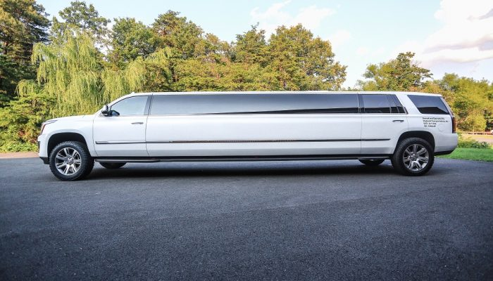 Cadillac Escalade Stretch Limo | Raleigh NC